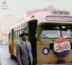 movers shakers tinting history page  montgomery bus boycott
