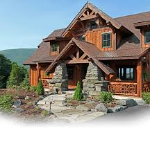 Log House Plans   Timber Frame House Plans   Rustic House PlansQuestions  Call Us