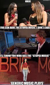 Brie Bella Theme Song Brie Mode images via Relatably.com