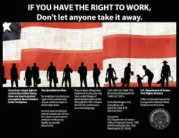 careers five star credit union right to work poster englishversion web