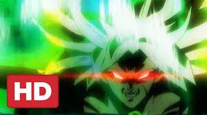 <b>Dragon Ball</b> Super: <b>Broly</b> Movie Trailer (English Dub Reveal ...