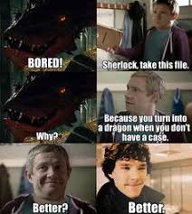 Sherlock addiction on Pinterest via Relatably.com