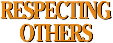 clipart respect others clipartfox the word respect
