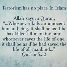 isis is not islam   islam  isis and religionso to those who are inclined to equate terrorism   islam    please open the glorious and holy quran and