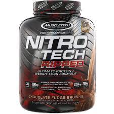 Muscletech, <b>Nitro Tech Ripped</b>, <b>Ultimate</b> - Buy Online in Zimbabwe ...
