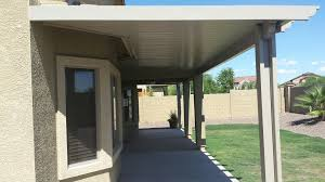 covered patio freedom properties: alumawood solid patio cover in mesa arizona