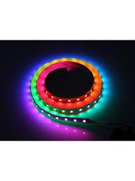 Digital RGB <b>LED Flexi</b>-<b>Strip</b> 30 <b>LED</b> - 1 Meter - Seeed Studio