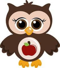Image result for school owls clip art