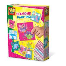 SES <b>Алмазная мозаика</b> @ купить в Familand.