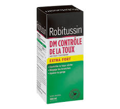 Robitussin Syrup Cough <b>Control Extra</b> Strength, 100 ml – Robitussin ...