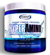 Gaspari Nutrition <b>Hyper Amino</b> 300g <b>Complete Amino Acid</b> & Energy ...