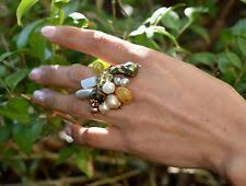 <b>7</b> Ring <b>Beaded</b> Handcrafted Rings for sale | eBay