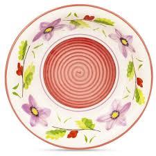 Стоит ли покупать <b>Fioretta Тарелка</b> суповая <b>Flower</b> Fantasy 21 см ...