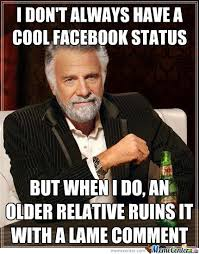 Status Memes. Best Collection of Funny Status Pictures via Relatably.com