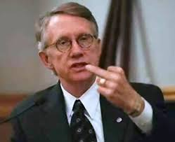 Sen. Harry Reid: GOP Leaders Must Denounce Donald Trump Harry We Are Denouncing The Republican Leadership!