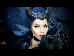 disney 39 s maleficent makeup tutorial