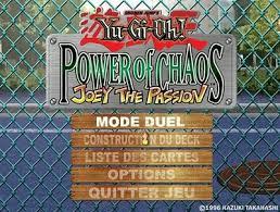 ¡Yu-Gi-Oh! Joey The Passion + YAPA