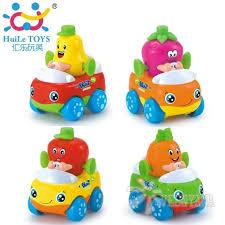 <b>Игрушка Huile Toys</b> Машинка Тутти-Фрутти (упаковка 8шт.) 356A ...