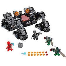 Buy <b>LEGO Super Heroes 76086</b> Knightcrawler Tunnel Attack (622 ...