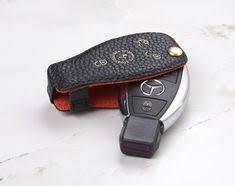 22 Best Bespoke Leather Key Covers images | Leather key, Key ...