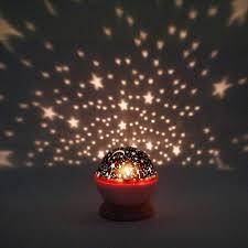Star Bedroom Decor Aliexpresscom Buy Rotation Led Night Light Usb Plug Sky Star