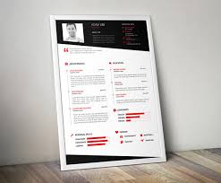 beautiful free resume  cv  templates in ai  indesign  amp  psd formatsfree elegant resume template