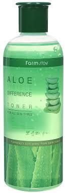 FarmStay <b>Освежающий тонер с</b> экстрактом алоэ вера Aloe Visible ...