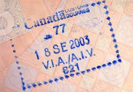 Canada Visa - IMM5257