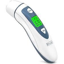 Vigorun <b>Forehead</b> Ear <b>Digital Infrared</b> Temporal Thermometer ...