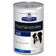 (<b>консерва</b>) <b>Hill's Prescription Diet</b> z/d Food Sensitivities при ...