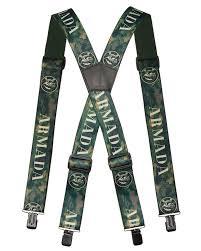 Купить <b>Подтяжки ARMADA</b> Guardsman Suspender - Sediment в ...