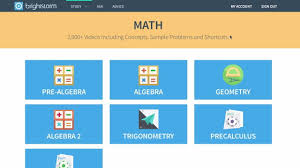 math video math help brightstorm