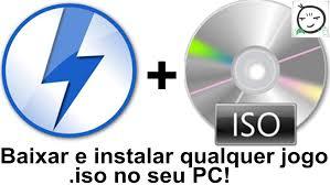 Resultado de imagem para DAEMON Tools Lite para emular jogos de PC ISO.