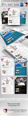 best ideas about advertisement template wedding product service a4 psd magazine advertisement