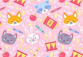 How to Create a Cute, Playful <b>School Pattern</b> in Adobe Illustrator