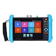 SEESII 9800PLUS <b>7 Inch</b> CCTV Tester 4K 1080P IPC Camera ...
