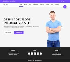 best responsive wordpress vcard themes responsive miracle it is perfect for a personal site vcard cv and resume web sites this template is built on bootstrap 3 framework and works perfectly on desktop