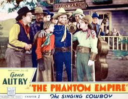 Image result for images of 1935 serial the phantom empire