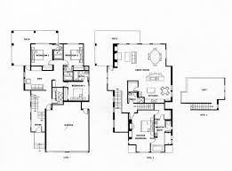 craftsman house plan first floor s house plans and more        floor plan luxury custom  small
