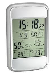 <b>Цифровая метеостанция</b> LOOK 35.1123 <b>TFA</b> 6365142 в интернет ...