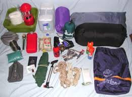 canoe trip equipment list