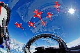Bildergebnis für michael meister patrouille suisse