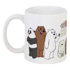 Кружка <b>We Bare</b> Bears #1425356 в Москве – купить кружку с ...