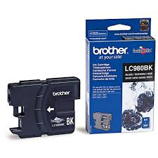 Оригинальный <b>картридж BROTHER LC985BK</b> (300 стр., черный ...