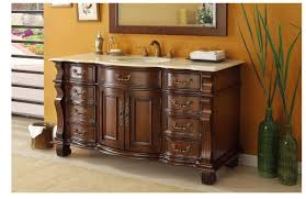 55 inch double sink bathroom vanity:  awesome sleek bathroom vanity cabinets design and materials wakecares with bathroom vanity cabinets