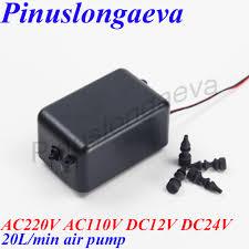 Pinuslongaeva 4 8 15 20 25L/min <b>DC12V DC24V AC220V</b> AC110V ...