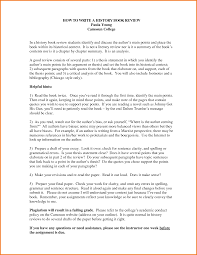 sample book review college level tips for writing a college sample book review college level