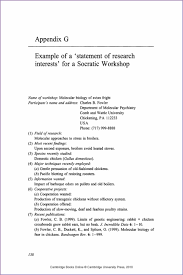 research statement example samplenotary cam research statement example 9780511623042apx7 abstract cbo research statement example