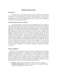 Thesis Dissertation Writing Series  How to Write a Literature Review