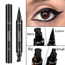 CmaaDu двойная контурная ручка для <b>подводки</b> глаз штамп ...